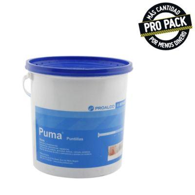 Puntilla con Cabeza 2-1/2pulg Propack 6kg