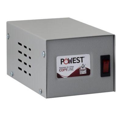 Regulador 2000Va-1200W 2 Salidas Fotocopiadora