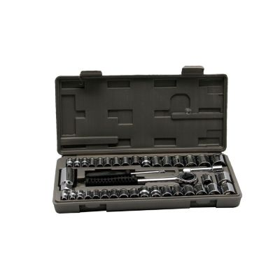 Set 40 copas mm - pulgadas T540111