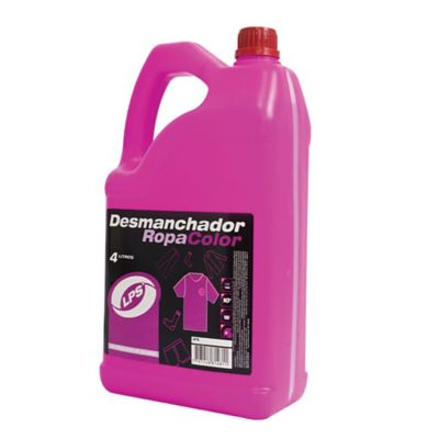 Quitamanchas Desmanchador Ropa Color 4000 ml