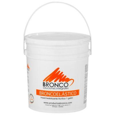 Broncoelástico Gris 4.8kg 1Gal