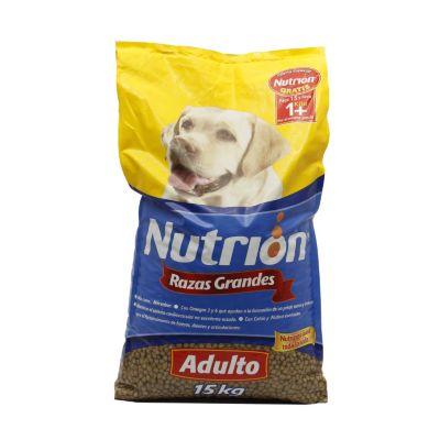 Nutrion adulto 15 kilos + 1 kilo