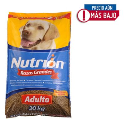Nutrion Adulto 30 kg. Gratis 2 kg