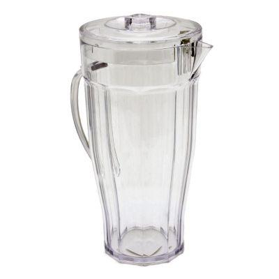 Jarra gibra litrosar 2.8 litros acrílico transparente