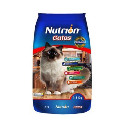 Gatos x 1,5 kilos