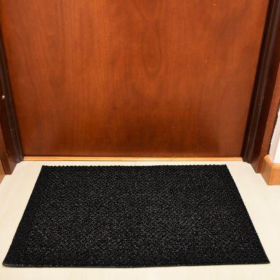 Tapete Intemperie 70x45 cm Negro