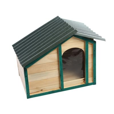 Casa Para Perro Mediana 69 X 50 X 55 Cm