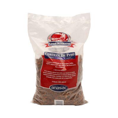 Corteza de pino fina 10 litros