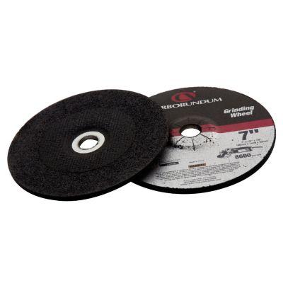 Disco abrasivo desbaste metal 7 x 1/4 pulgadas carbometal 5539561575