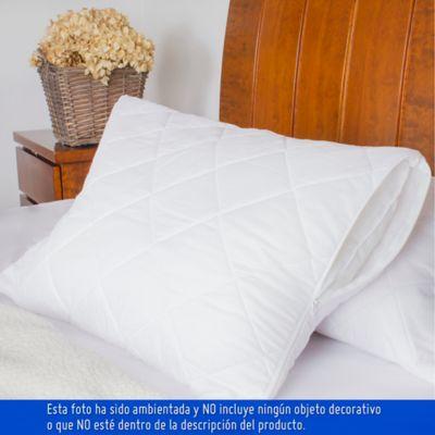 Forro para almohada acolchado