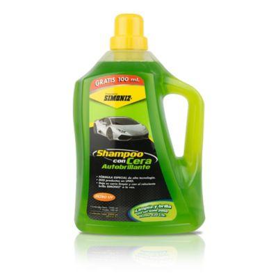 Shampoo con cera Auto Brillante 1900 ml