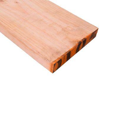 Pino 1-1/2x8 Pulg 3.96 Mts. Cepillado 3.3x19 cm