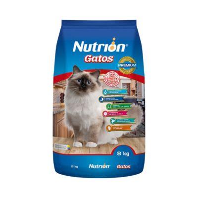 Nutrion comida gatos x 8 kilos