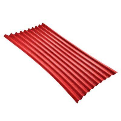 Teja Roja 2.0x0.95mt Techoline Class Área Utilidad: 1.55m2