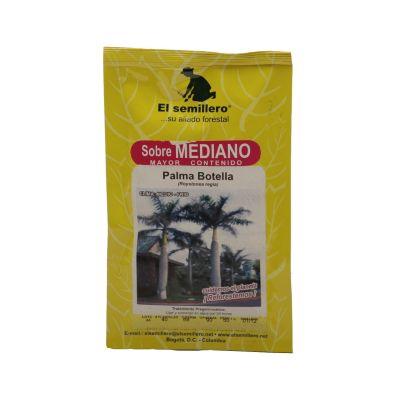 Semilla palma botella 50 gramos