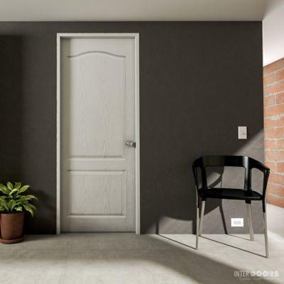 Puerta Prepintada Prestige 60x200 cm