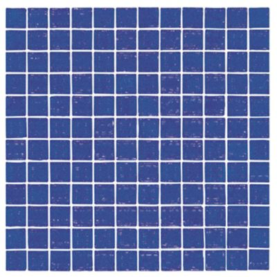 Cristanac Cerámico Venecita 32.4x32.4 Centímetros Azul Oscuro