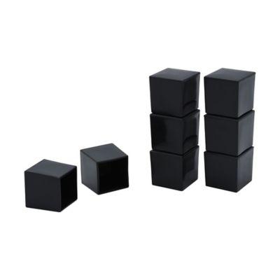Contera Cuadrada X 8 UNDS 20X20mm