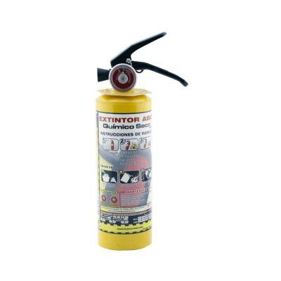 Extintor 2,5 libras