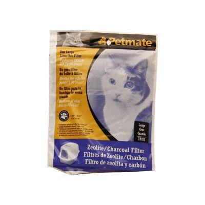Filtro zeolite baños gatos
