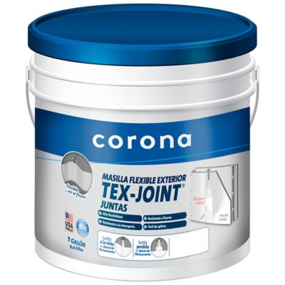 Masilla Texjoint Juntas 1Gl 3.38kg