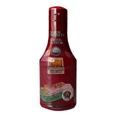 Salsa casera sabor a tocineta x 375 ml