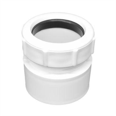 Adaptador sifon 1.1/2 o 1.1/4 plastico