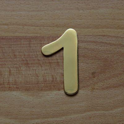 Número Dorado # 1