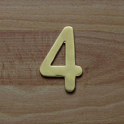 Número Dorado # 4
