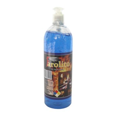 Gel De Alcohol Para Leña 1000 ml