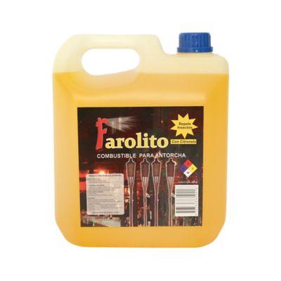 Combustible para antorcha 4000 ml