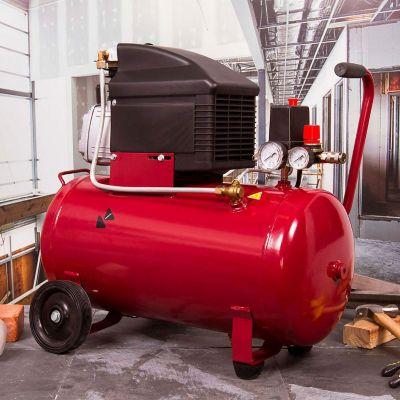 Compresor 1,5 hp 50 litros 270 litros/minuto 115psi GDAC103