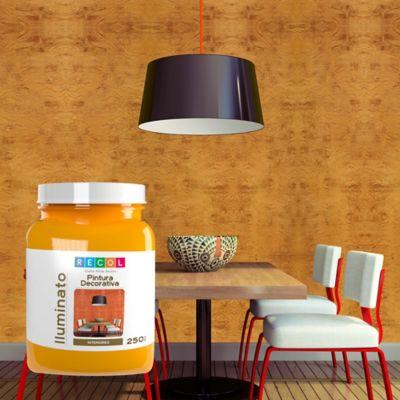 Pintura Amarilla Efecto Iluminatum 250 ml