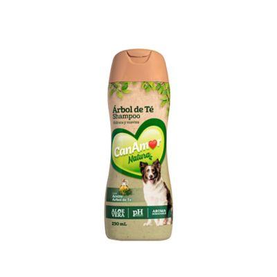 Shampoo aceite árbol de té 230cc natura