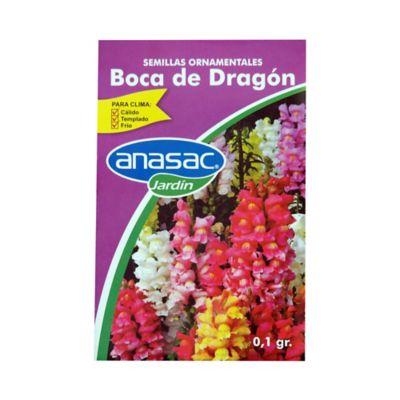 Semilla boca de dragón 0,1 gramo