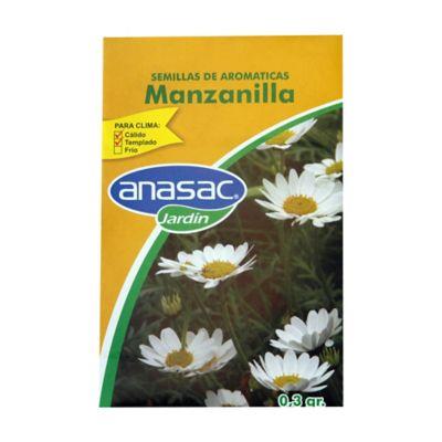 Semilla manzanilla 0,3 gramos
