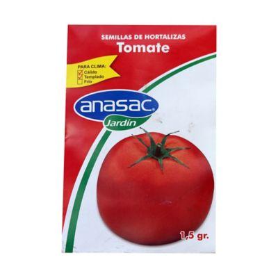 Semilla tomate 1,5 gramos