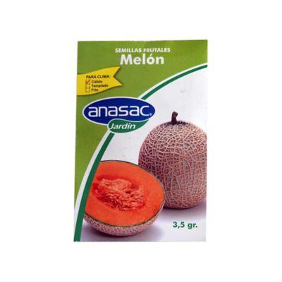 Semilla melón 3,5 gramos