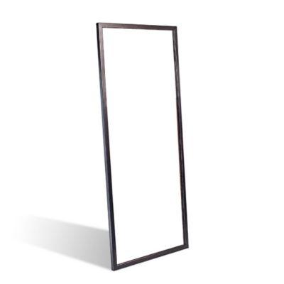 Espejo madera lotto 40 x 100 cm