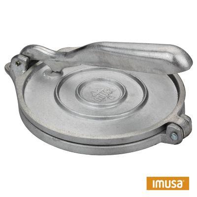 Tortillera Pequeña en Aluminio Fundido