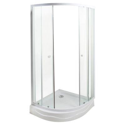Cabina ducha básica 80x80x200 centímetros