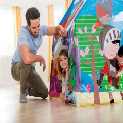 Casita de Juegos Con Puerta y Ventana 95 x 75 x 107 cm