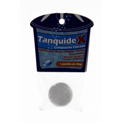 Cloro Multiusos 90% Tableta 20Gr Und Tanquidex