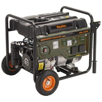 Planta Eléctrica a Gasolina 2.4Kw 2200W 110V 15Lt GG2800