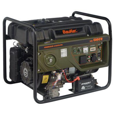 Planta Eléctrica a Gasolina 6KW 110V 25Lt