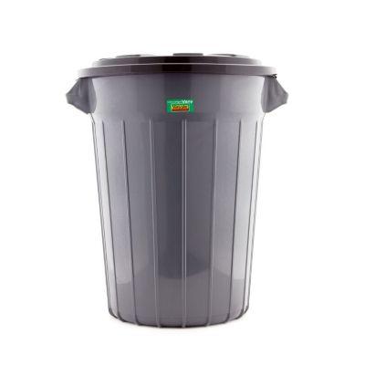 Tanque con tapa vanyaseo #3 gris 110 litros