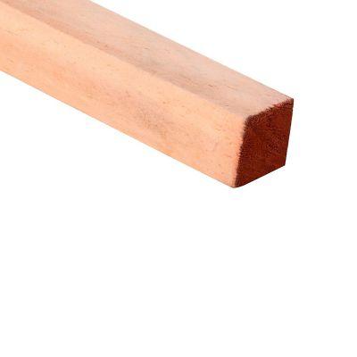 Pino 2X2 Pulgadas 3.2  mts Dimensionado 4.5X4.5 cm