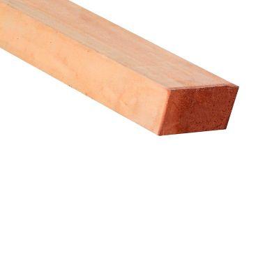 Pino 2X4 Pulgadas 3.2  mts Dimensionado 4.5X9.5 cm