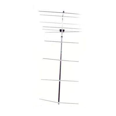 Antena aérea televisor tipo yagi con 7 ele