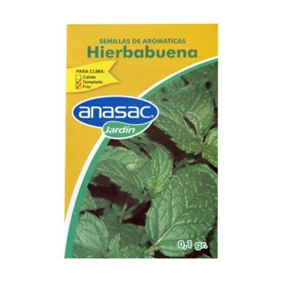 Semilla hierbabuena 0,1 gramo